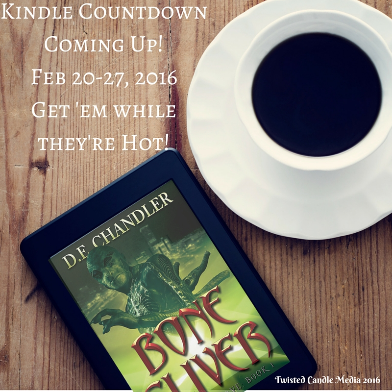 Kindle Countdown Coming Up!