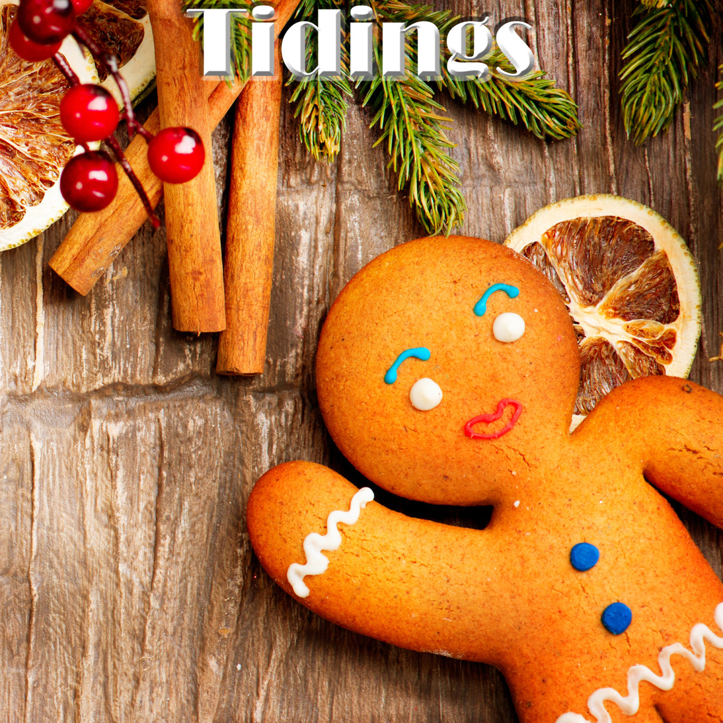 Yule Tidings now on sale!