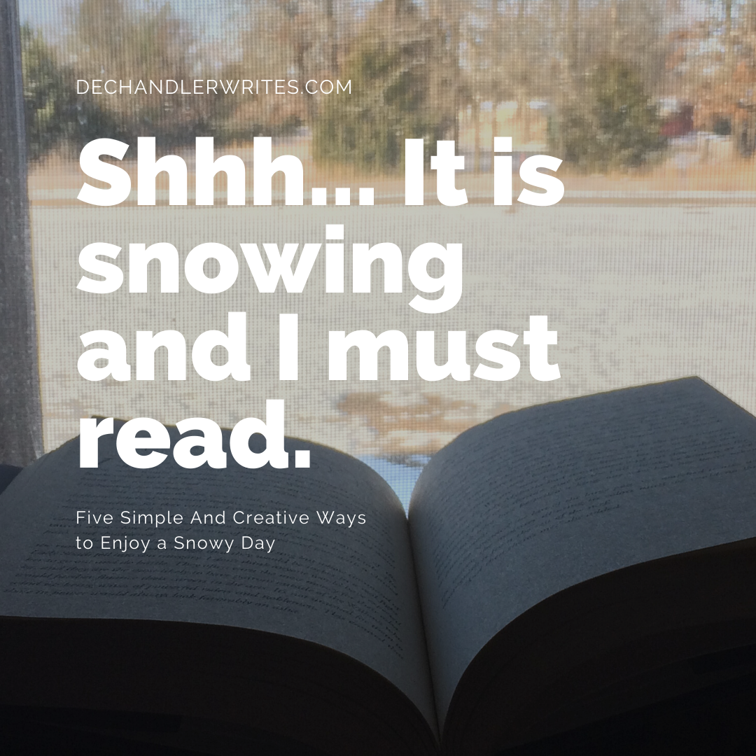 5 Simple And Creative Ways to Enjoy a Snowy Day